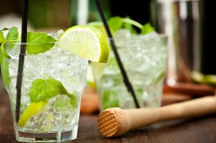 Les cocktails mojito